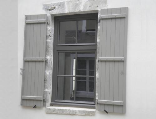 Fenêtres et volets